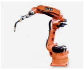 626969澳彩网站YRK6-1400焊接机器人